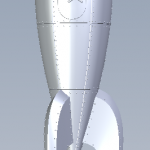 Full Rocket Rendering